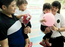 Niềm hạnh phúc của cha mẹ có con nhờ thụ tinh nhân tạo