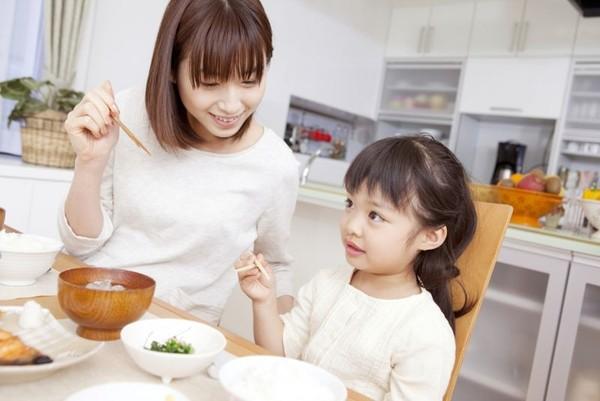 Mẹ Nhật dạy con 2
