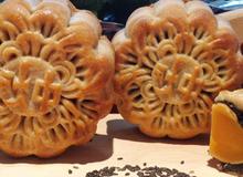 Cách làm bánh Trung thu nhân mè đen thơm ngon