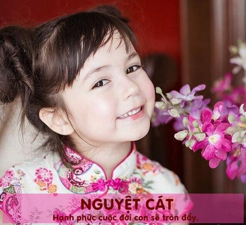 Cách đặt tên cho con gái hạnh phúc, may mắn suốt cả cuộc đời P.1 - 1