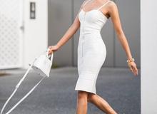Tuyệt chiêu mặc váy bó 'thôi miên' mọi ánh nhìn