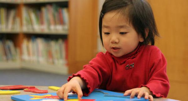 Cho trẻ hoạt động thể chất nhiều nhất có thể.
