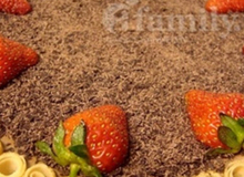 Làm bánh không cần lò: mousse chocolate chuối mát lịm