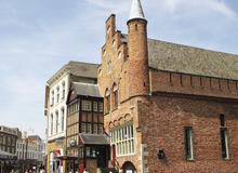 Một ngày thú vị ở Den Bosch