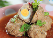 Món ngon cho Bé: Xíu mại trứng cút thơm ngon