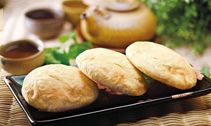 Học làm món bánh sun cake Đài Loan