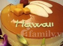 Chào mùa hè với mousse hawaii mát lịm