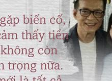 Toàn bộ tài sản chưa là gì so với những điều mà tài tử Hồng Kông nổi tiếng này làm cho người vợ ung thư máu