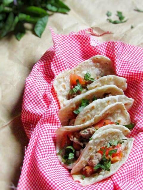 Tacos cho bé và câu chuyện dụ dỗ ăn rau