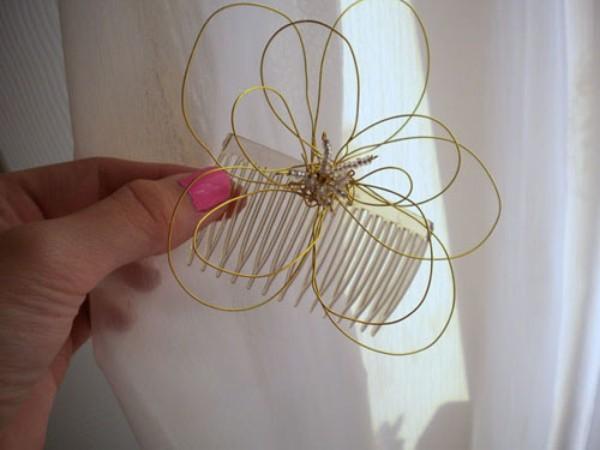 Làm hoa cài tóc xinh yêu đón hè thật điệu 1
