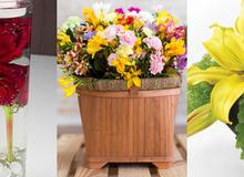 3 cách cắm hoa đơn giản mà tinh tế trang trí nhà đẹp