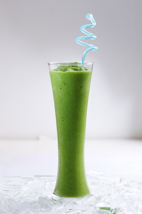 Spinach Smoothie or Kale