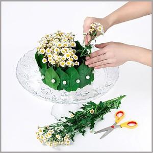 Cắm hoa cúc thành bánh gato xinh xắn 4