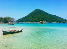 Chuyến du lịch đảo Koh Rong không tốn kém của Thảo Trang