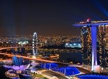 Những bức ảnh cuốn hút du khách đến du lịch Singapore