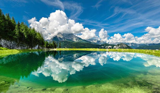 Công viên quốc gia Berchtesgaden - Ảnh: fotolia