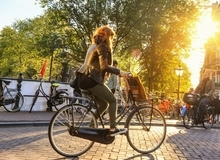 Những thành phố tuyệt vời dành cho xe đạp
