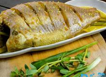 Cà ri cá điêu hồng – món ăn của sự đầm ấm