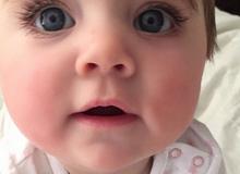 Mẹo chăm sóc giúp mắt con trong veo, sáng đẹp từ nhỏ