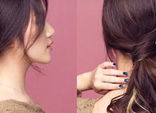 3 cách làm mới kiểu tóc đuôi ngựa thuần tuý chỉ mất vài phút