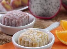 Bánh Trung thu trái cây: Món bánh mới mẻ cho mùa Trung thu năm nay