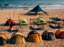 2 khu cắm trại trên biển ở Bình Thuận không thể bỏ qua trong hè này