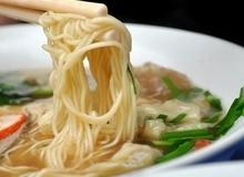 Mỳ vằn thắn Cẩu Ký gợi nét ẩm thực Trung Hoa!