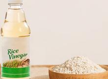 Kinh hoàng ăn giấm gạo làm từ axit đậm đặc và làm thế nào để nhận biết giấm sạch