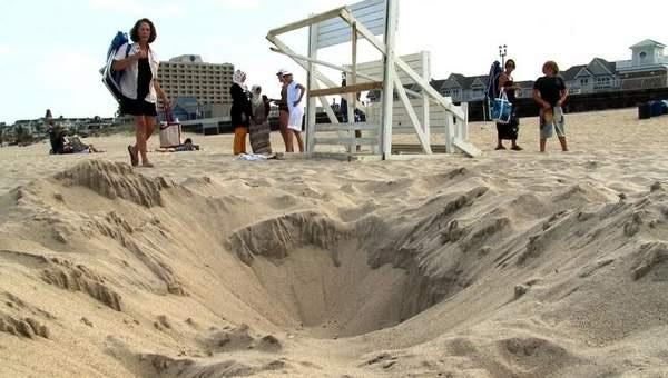 Hố cát