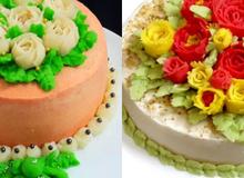 Xôi trang trí theo kiểu bánh gato Hàn: Đẹp ngỡ ngàng khiến chị em xuýt xoa