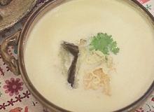 Soup miso đậu hũ thanh mát cơ thể