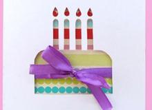 Tự làm thiệp sinh nhật thật tươi vui và dễ dàng
