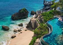 Cận cảnh resort Ayana Bali – nơi diễn ra lễ cưới của Ngô Kỳ Long