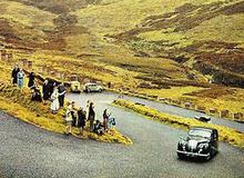 Cung đường 'khuỷu tay của quỷ dữ' ở Scotland