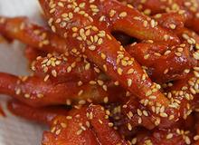 Mách bạn tuyệt chiêu làm món chân gà cay đúng chuẩn Hàn Quốc