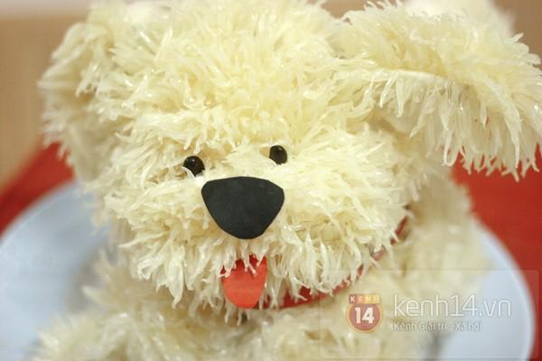 Chó Bưởi – Món quà nhớ lại mâm cỗ Trung Thu ngày bé 12