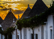 Du lịch Ý thăm thị trấn 'cổ tích' Alberobello