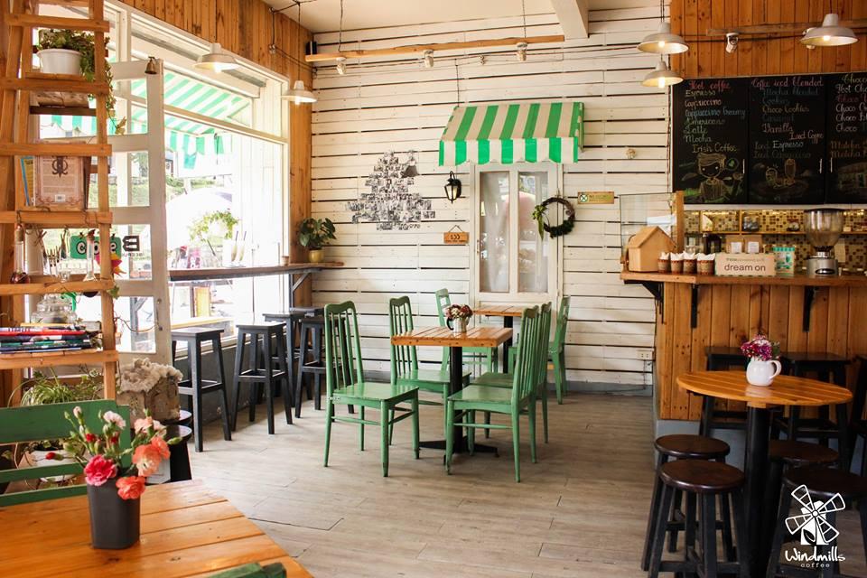 Ảnh: Facebook Windmills Coffee