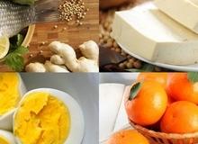 9 thực phẩm 'vàng' cần có cho thực đơn nuôi con 'chân dài'