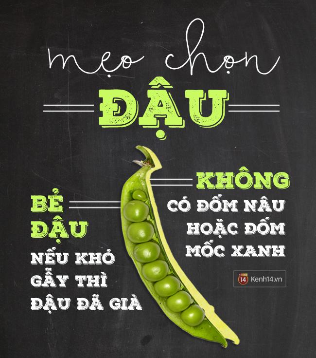 Học thuộc những nguyên tắc này để luôn chọn được loại rau quả tươi ngon nhất - Ảnh 1.