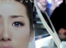 Trung Quốc: Cảnh báo nguy cơ mù do dùng kính áp tròng thời trang