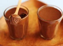 Mousse socola mịn thơm