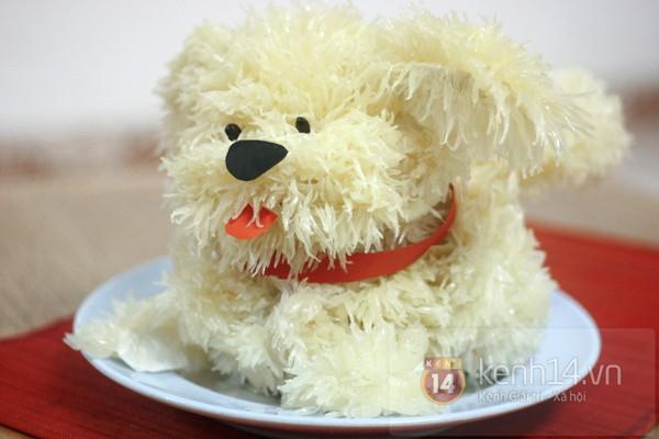 Chó Bưởi – Món quà nhớ lại mâm cỗ Trung Thu ngày bé 10
