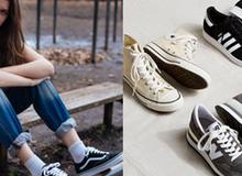 10 bí quyết giúp bạn diện giày sneaker đúng chuẩn mốt năm nay