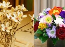 Xem nhanh những kiểu cắm hoa mừng ngày 20/11
