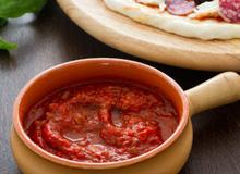 3 bước đơn giản tự làm sốt cà chua cho món mì Ý và Pizza cực ngon!