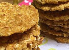 Công thức làm bánh yến mạch bổ dưỡng