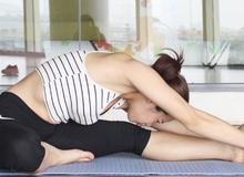 Bài tập đơn giản giúp giãn cơ hông tốt bất ngờ cho phụ nữ