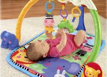 5 món đồ chơi hữu ích cho trẻ dưới 1 tuổi