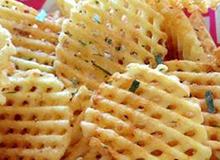 Chips khoai tây giòn lâu